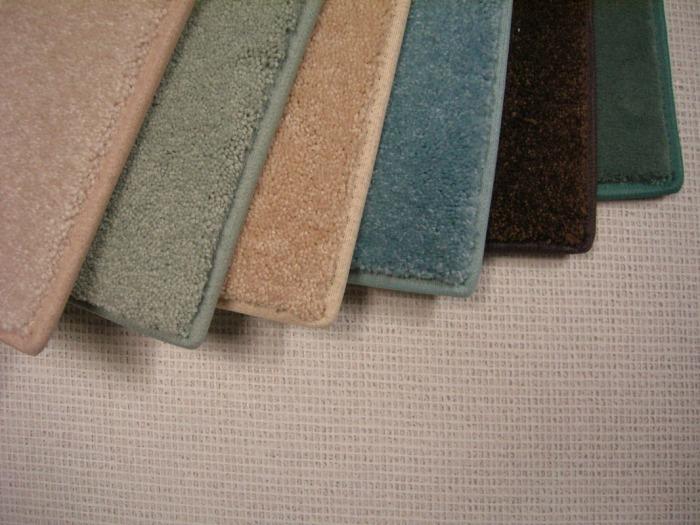 Carpet Ends Binding